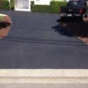 Residential Driveway Asphalt Seal Coating
